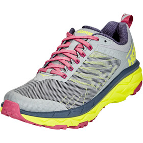 Hoka One One Challenger ATR 5 Shoes Women frost gray/evening primrose